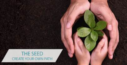 The Seed Create your own path